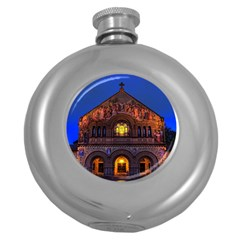 Stanford Chruch Round Hip Flask (5 Oz) by trendistuff