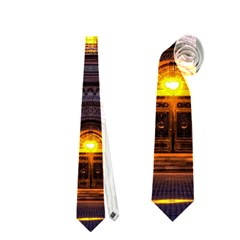 Stanford Chruch Neckties (two Side)  by trendistuff