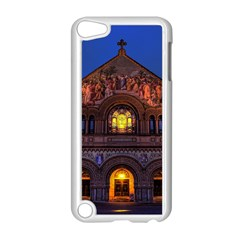 Stanford Chruch Apple Ipod Touch 5 Case (white) by trendistuff