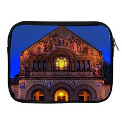 Stanford Chruch Apple Ipad 2/3/4 Zipper Cases by trendistuff