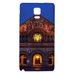 Stanford Chruch Galaxy Note 4 Back Case by trendistuff
