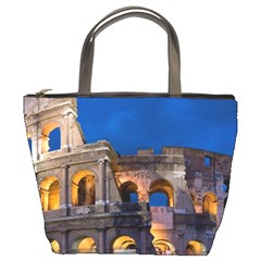 Rome Colosseum 2 Bucket Bags by trendistuff