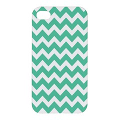 Chevron Pattern Gifts Apple Iphone 4/4s Hardshell Case by creativemom