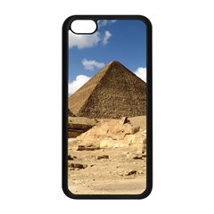 Pyramid Giza Apple Iphone 5c Seamless Case (black) by trendistuff