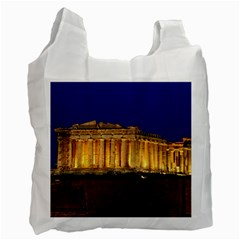 Parthenon 2 Recycle Bag (two Side)  by trendistuff