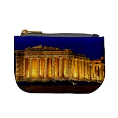 Parthenon 2 Mini Coin Purses by trendistuff
