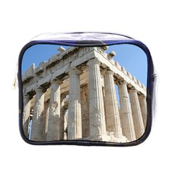 Parthenon Mini Toiletries Bags by trendistuff