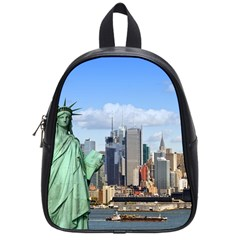 Ny Liberty 1 School Bags (small)  by trendistuff