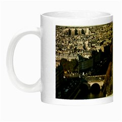 Notre Dame Night Luminous Mugs
