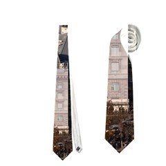 Notre Dame Neckties (two Side)  by trendistuff
