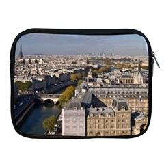 Notre Dame Apple Ipad 2/3/4 Zipper Cases by trendistuff