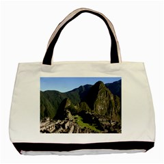 Machu Picchu Basic Tote Bag  by trendistuff