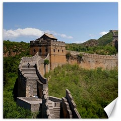 Great Wall Of China 3 Canvas 12  X 12   by trendistuff