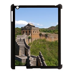 Great Wall Of China 3 Apple Ipad 3/4 Case (black) by trendistuff