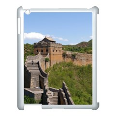 Great Wall Of China 3 Apple Ipad 3/4 Case (white) by trendistuff