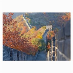 Great Wall Of China 1 Large Glasses Cloth by trendistuff