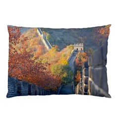 Great Wall Of China 1 Pillow Cases