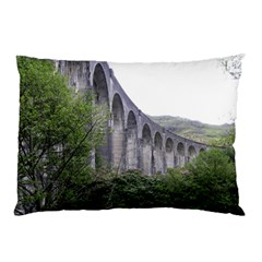 Glenfinnan Viaduct 2 Pillow Cases (two Sides) by trendistuff