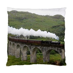 Glenfinnan Viaduct 1 Standard Cushion Cases (two Sides)  by trendistuff