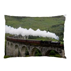 Glenfinnan Viaduct 1 Pillow Cases (two Sides) by trendistuff
