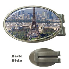 Eiffel Tower 2 Money Clips (oval)  by trendistuff