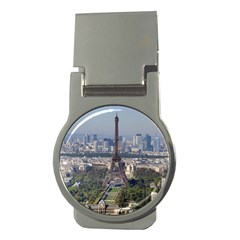 Eiffel Tower 2 Money Clips (round)  by trendistuff