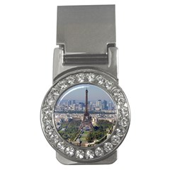 Eiffel Tower 2 Money Clips (cz)  by trendistuff