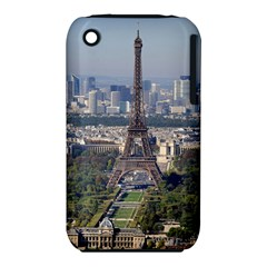 Eiffel Tower 2 Apple Iphone 3g/3gs Hardshell Case (pc+silicone) by trendistuff