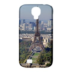 Eiffel Tower 2 Samsung Galaxy S4 Classic Hardshell Case (pc+silicone) by trendistuff