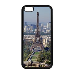 Eiffel Tower 2 Apple Iphone 5c Seamless Case (black) by trendistuff
