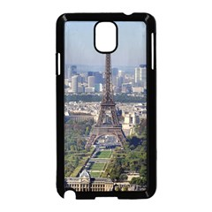 Eiffel Tower 2 Samsung Galaxy Note 3 Neo Hardshell Case (black) by trendistuff
