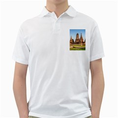 Chaiwatthanaram Golf Shirts by trendistuff