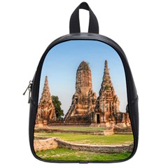 Chaiwatthanaram School Bags (small)  by trendistuff