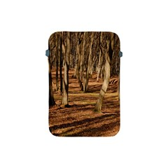 Wood Shadows Apple Ipad Mini Protective Soft Cases by trendistuff