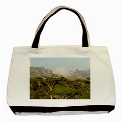 Socotra, Yemen Basic Tote Bag (two Sides)  by trendistuff