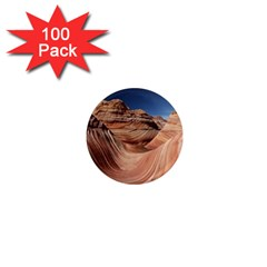 Petrified Sand Dunes 1  Mini Magnets (100 Pack)  by trendistuff
