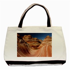 Petrified Sand Dunes Basic Tote Bag (two Sides)