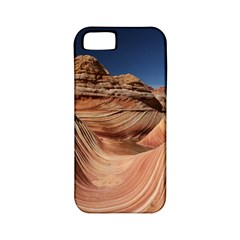Petrified Sand Dunes Apple Iphone 5 Classic Hardshell Case (pc+silicone) by trendistuff