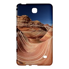 Petrified Sand Dunes Samsung Galaxy Tab 4 (8 ) Hardshell Case  by trendistuff