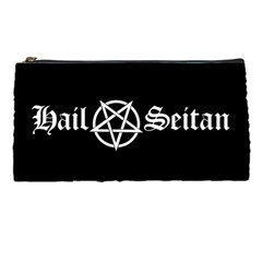 Hail Seitan Pencil Cases