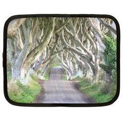 Dark Hedges, Ireland Netbook Case (xxl)  by trendistuff