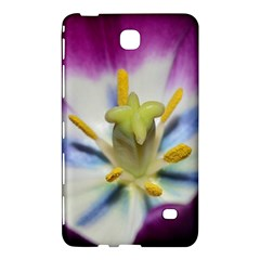 Purple Beauty Samsung Galaxy Tab 4 (8 ) Hardshell Case  by timelessartoncanvas