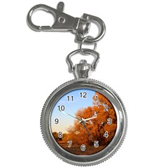 Beautiful Autumn Day Key Chain Watches by trendistuff