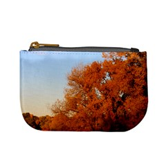 Beautiful Autumn Day Mini Coin Purses