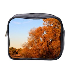 Beautiful Autumn Day Mini Toiletries Bag 2 Side by trendistuff