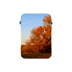 Beautiful Autumn Day Apple Ipad Mini Protective Soft Cases by trendistuff