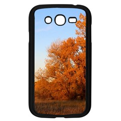 Beautiful Autumn Day Samsung Galaxy Grand Duos I9082 Case (black) by trendistuff
