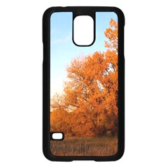 Beautiful Autumn Day Samsung Galaxy S5 Case (black) by trendistuff