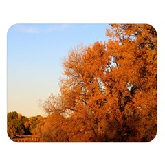 Beautiful Autumn Day Double Sided Flano Blanket (large)