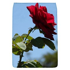 Red Rose 2 Flap Covers (s)  by trendistuff